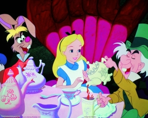 Unbirthday Alice in Wonderland