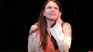 Sutton Foster as Violet, photo courtesy of broadwaybox